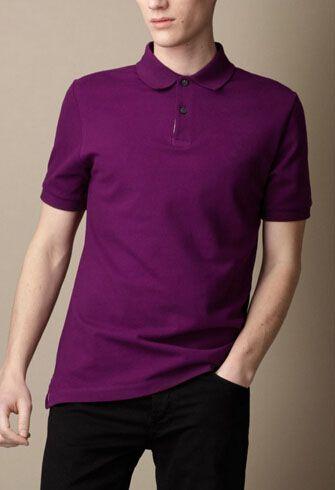 Good Quality London Men Solid Polo Shirts Casual Short Sleeve Cotton Brit Polo Shirt England Fashion Classic Polos Navy Blue Black