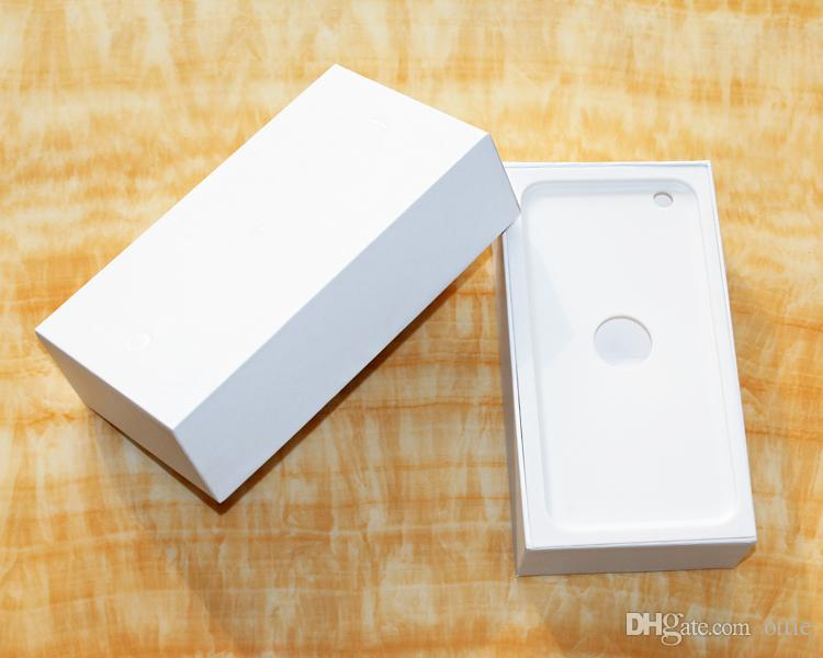 Caja de teléfono celular Caja de caja vacía Caja de venta al por menor para Iphone 5 5s 5c 6 6s plus 7 7s plus para S3 S4 S5 S6 edge S7 edge plus Nota 3/4/5 EE.UU.