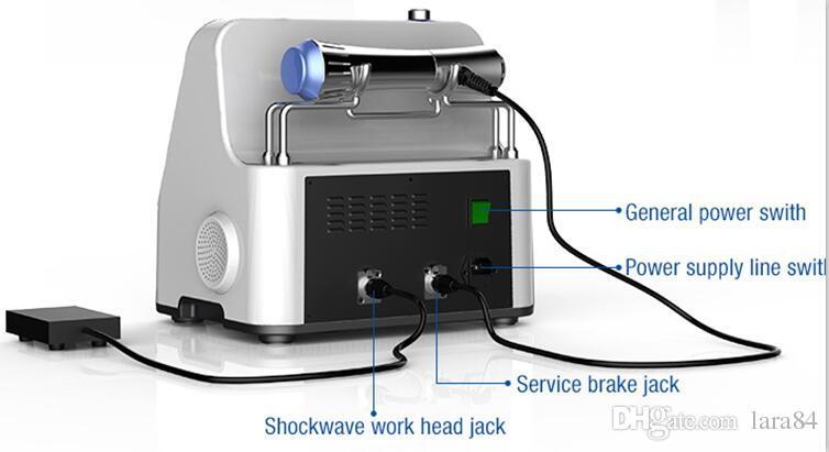 최신 체외 충격파 치료 / 의료 장비 shockwave / 강한 충격파
