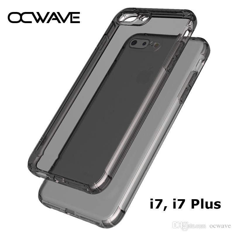 OCWAVE for IPhone 7 Case Thick Silicone TPU Material with Small ... a01b19350c43e