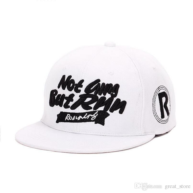 Best gift Spring and summer flat along the hat men and women run male shade hip hop hat baseball hat M015 with box