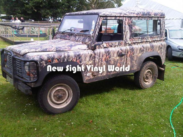 Realtree Camouflage Vinyl Wrap Sheet Realtree Camo Car Film Bubble Free Vehicle Wraps For Truck Jeep