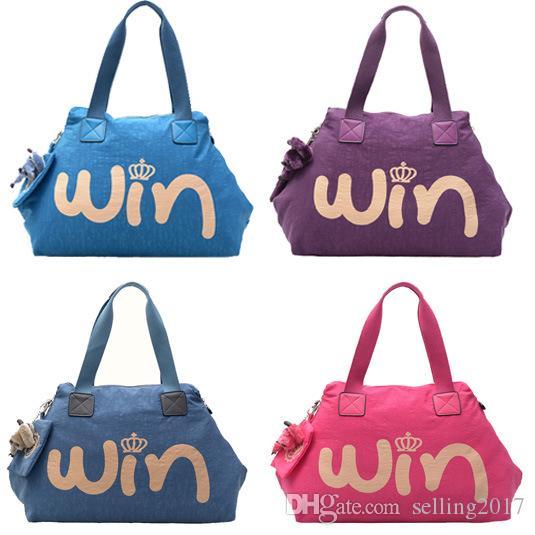 2015 New Style Hot Sale Kiple Nylon Leisure Women S Messenger Bag Shoulder  Bag Shoulder Monkey Bag 8 Colour Fashion Handbags Large Handbags From  Selling2017 ... a348e8c781654