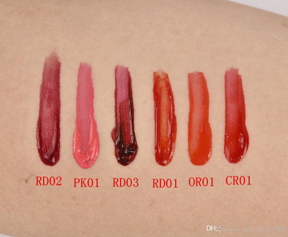 Wine bottle lipstick lip gloss lip glaze long - lasting color little red wine