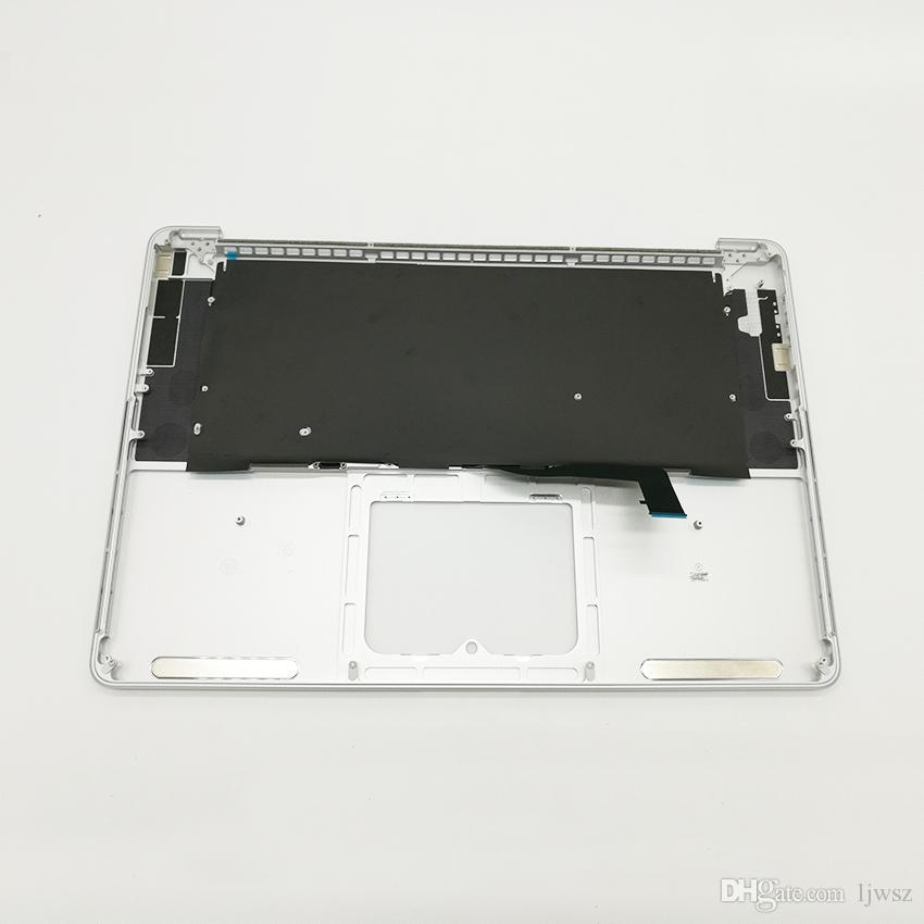 """New Top case with FR Franch France keyboard For MacBook Pro 15"""" Retina A1398 topcase No trackpad 2013 2014"""