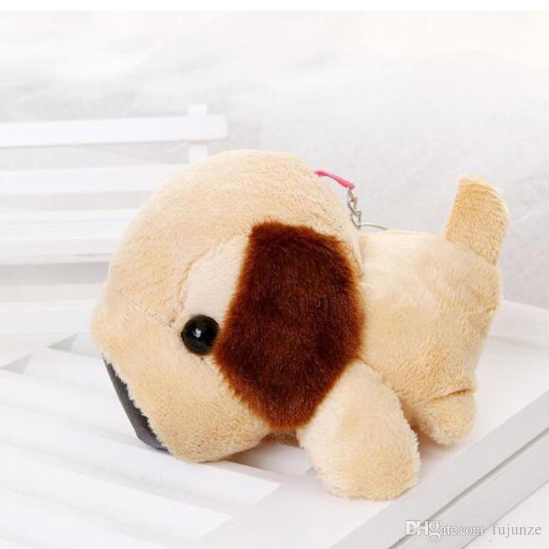 Sebastian & Guts Vs Dante 10pcs-lot-mini-simulation-dog-pendant-stuffed
