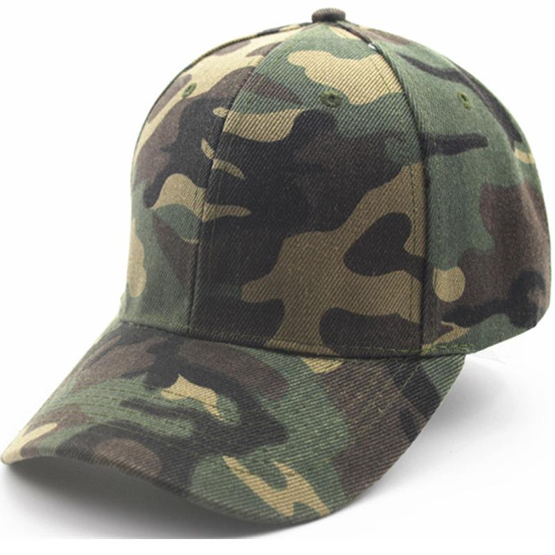 45596f136d81e Outdoor Military Baseball Sport Cap Patrol Combat Hat Camouflage Hat Mens  Summer Comfortable Hunting Fishing Hiking Caps Sun Hats Starter Cap Big Hats  From ...