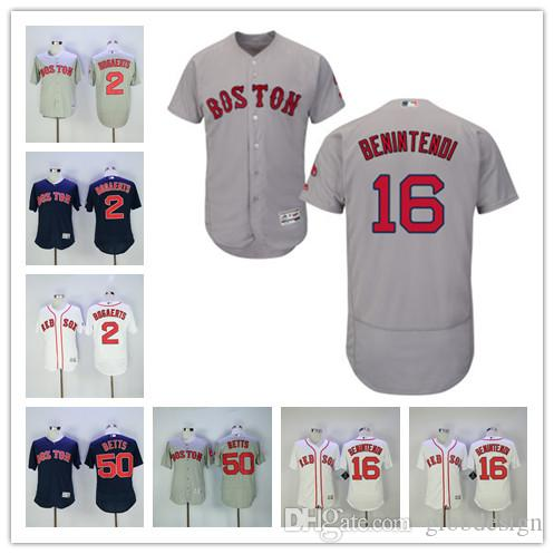 500a5d626a129 ... Boston Red Sox Jersey Andrew Benintendi Jerseys Xander Bogaerts Mookie  Betts Flexbase Cool Base Home Away ...
