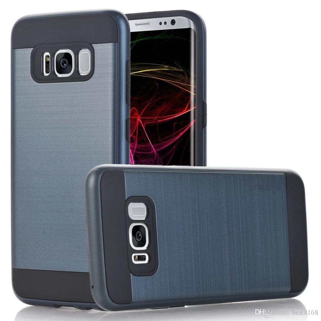 Вер Матовый Гибридный чехол для Iphone 11 XS MAX XR 8 X 6 7 Galaxy Note 10 9 8 S10 S9 Обложка Броня Прочный противоударный жесткий PC + TPU Beetle Слим