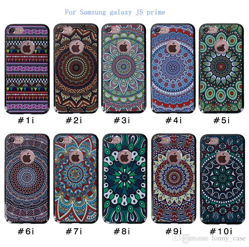 For Samsung galaxy J5 prime on5 2016 J2 prime grand prime Arrivals 3D High Quality Soft Ultra Thin TPU Print Back Cover Case