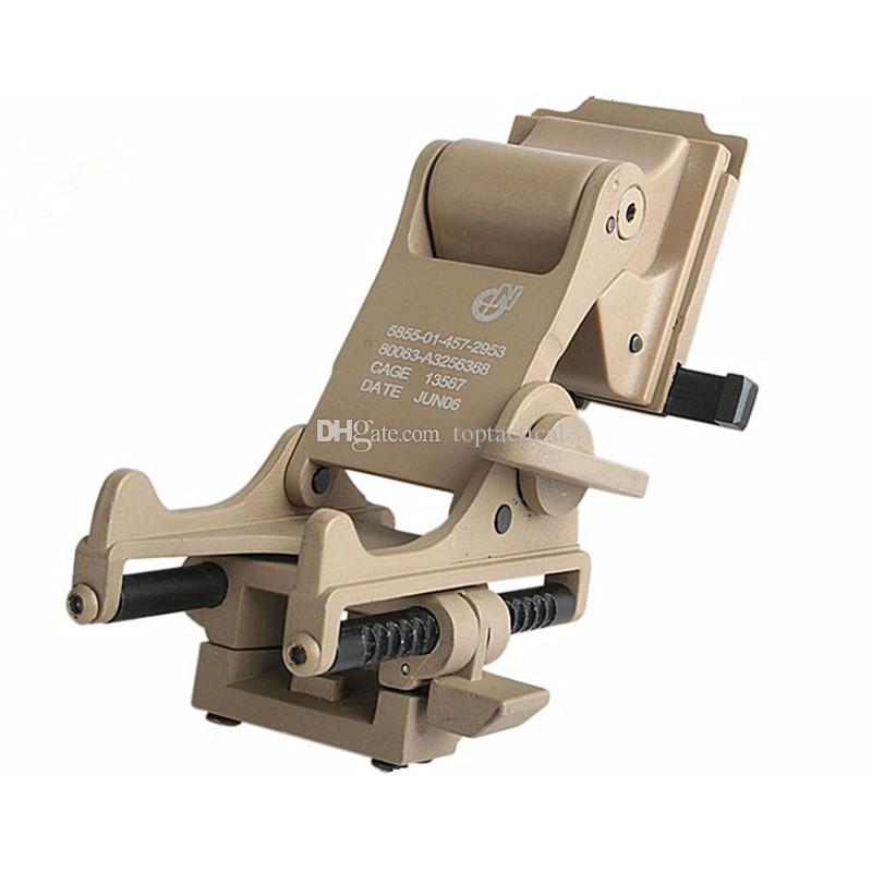 NVG PVS-7 PVS14 Helmzubehör MICH FAST PASGT Helmhalterung Airsoft Tactical Army Nachtsichtbrille Monokulare Montierung