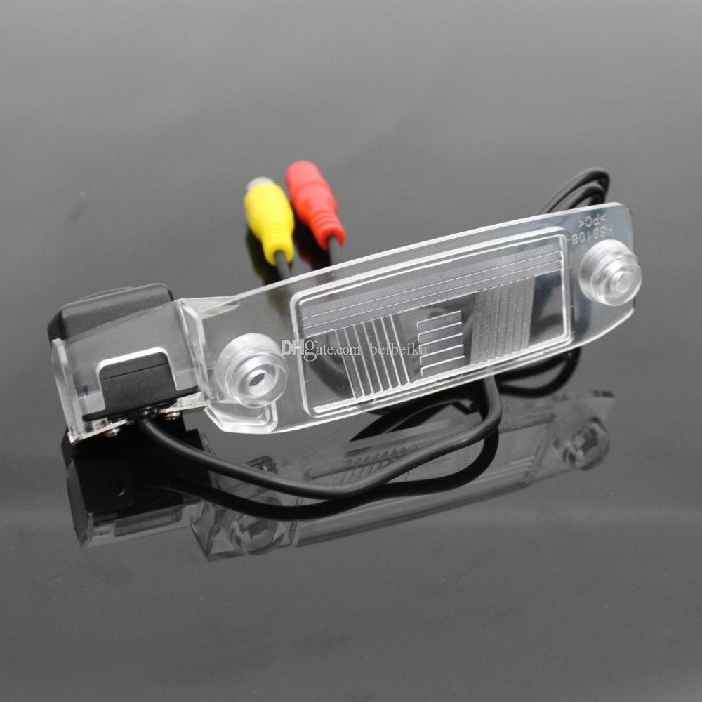 Reverse Hole OEM / HD CCD Night Vision /Car RearView Camera / Backup Parking Camera For Hyundai ix55 2007~2015