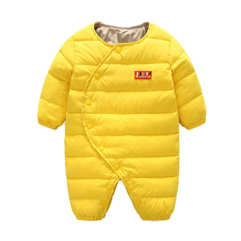 adf82edcb 60-80cm 90% Duck Down Winter Baby Clothes Thicken Newborn Infant ...