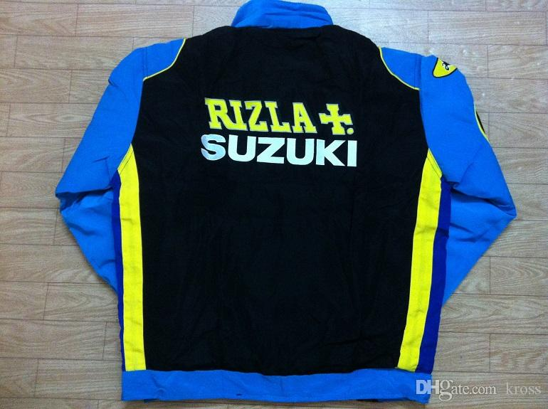 vente en gros vestes d'automne-F1 route coton GSN NASCAR veste de course de moto pour suzuki gsv rizi.A + suzuki ngk vestes de voiture de course automobile
