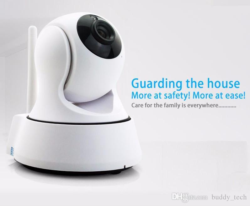 720P HD беспроводной WIFI монитор управления безопасности CCTV IP вращающаяся камера дистанционного управления главная камера монитор младенца для IOS Andriod Tablet PC