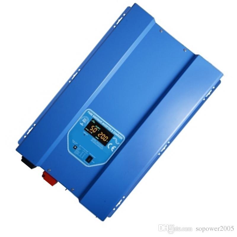 1 12kw Single Phase Pure Sine Wave Hybrid Ups Inverter