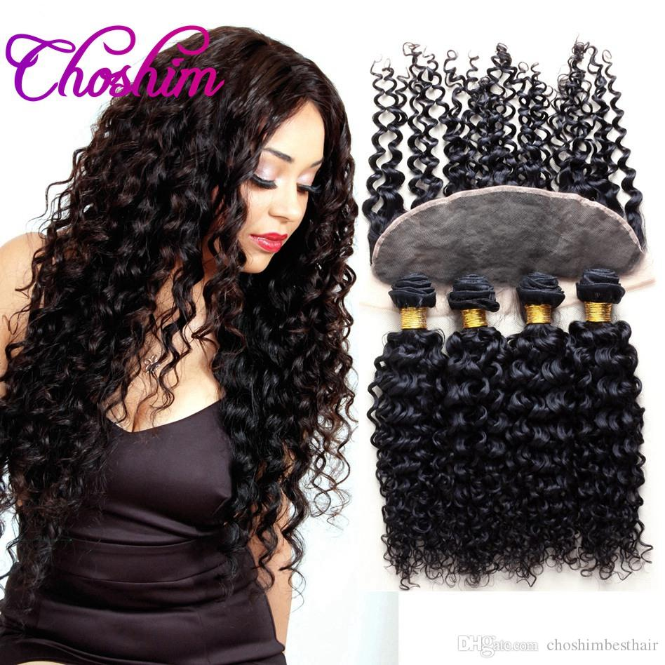 Choshim Slove Hair Brazilian Remy Hair For Black Woman 13x4 Lace