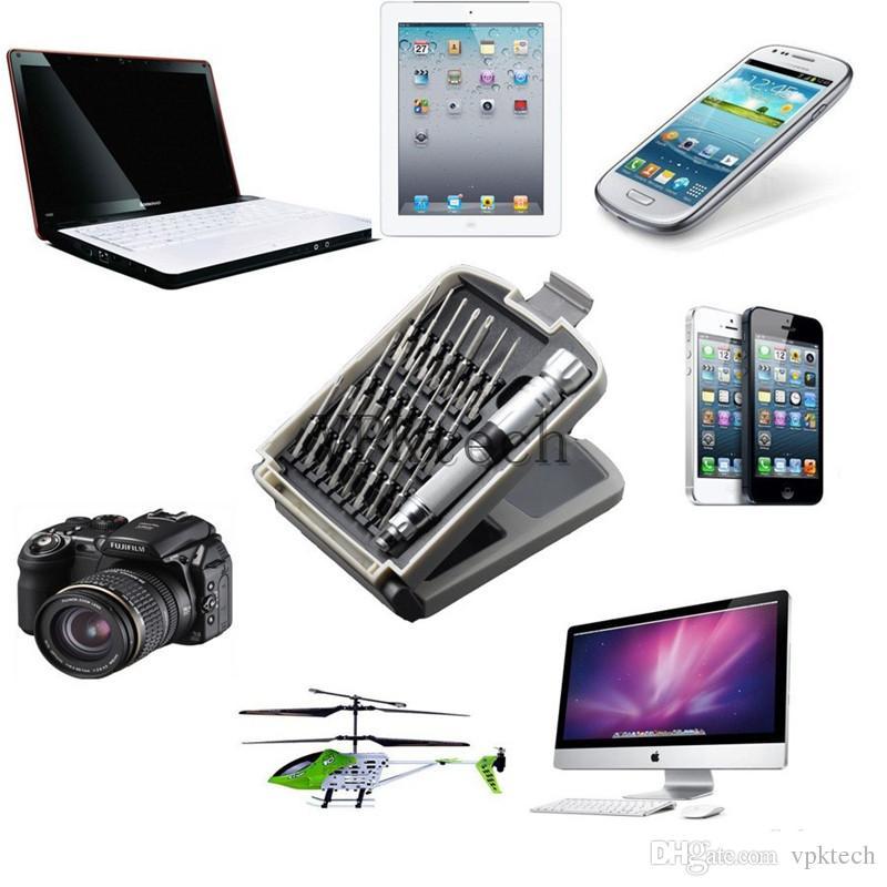Nanch Magnetic Screwdriver Set 22 in 1 Outils de réparation de téléphone cellulaire en acier pour iPhone Electronique Ordinateurs portables pour ecigs