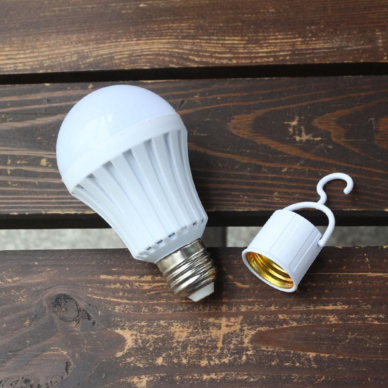 E27 leb light bulbs intelligent rechargeable emergency light Bulb Lamp SMD 5730 5W/7W/9W/12W led lights