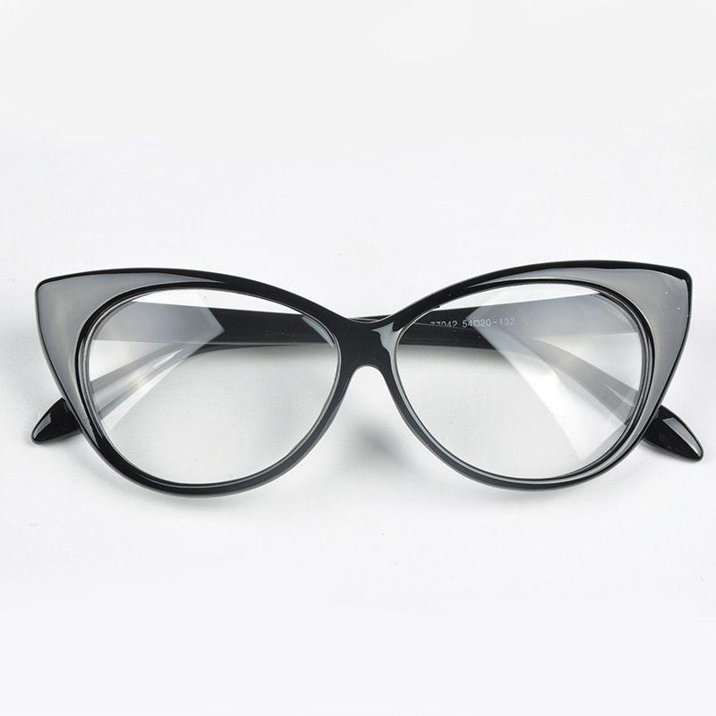 8bf93a61d046 2019 Summer Fashion 2015 Women Sunglasses Vintage Glasses Frame Cat Shape Women  Brand Designer Oculos De Sol Feminino From Super002, $1.38 | DHgate.Com