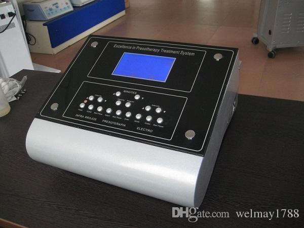 3 1 림프 배수 프레소 전기 근육 자극 기계 전기 EMS 자극