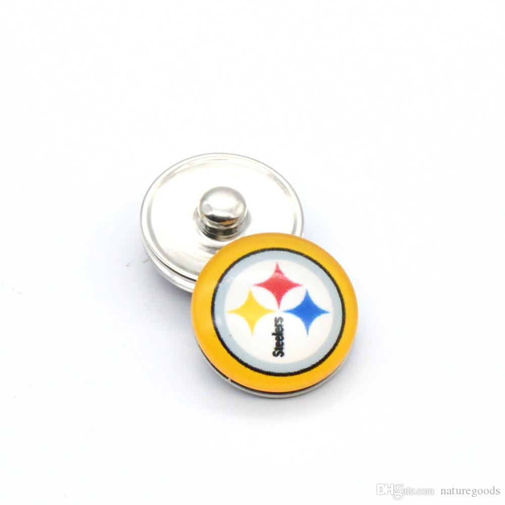2017 new Super teams 18mm snap Buttons DIY charms fit for Snaps button pendant Ring earrings