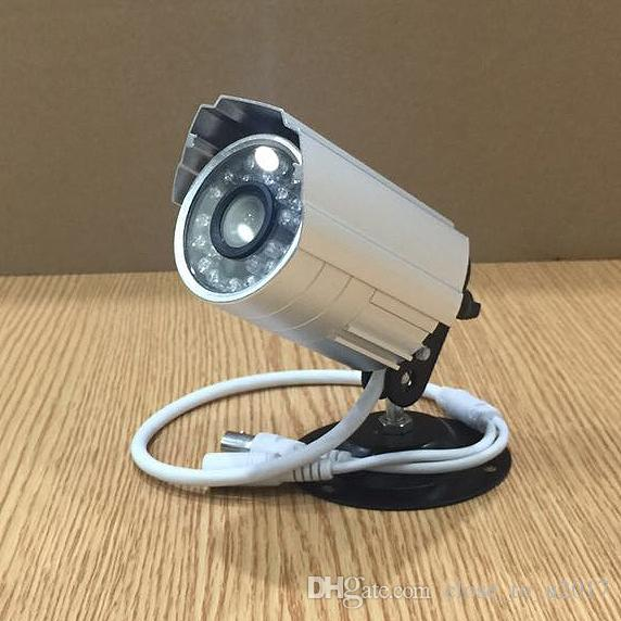 420TVL CMOS 24LED night vision security CCTV Camera with 3.6MM lens m12 mount waterproof box camera IR CUT 20 Meters ir distance