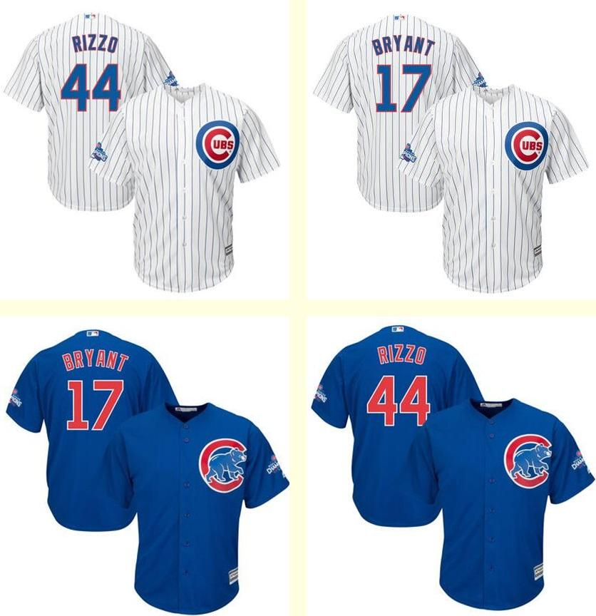 best loved e31a8 3e9cc sweden mens chicago cubs 44 anthony rizzo 1988 light blue ...