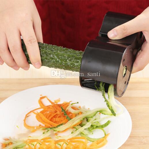 Vegetable Spiralizer Vegetable Noodle Cutter Zucchini Noodle Pasta Spaghetti Spirals Maker Julienne Cutter Peeler