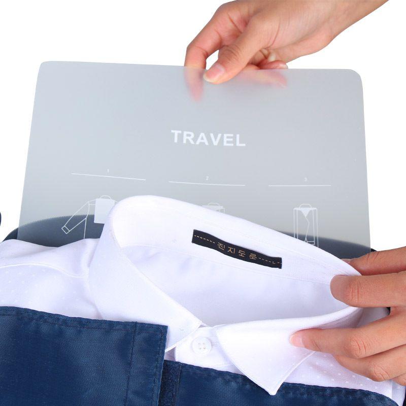 Men Tie Shirt Storage Bag Business Trip Waterproof Travel Portable Bags Anti Wrinkle Women Clothing Organizer