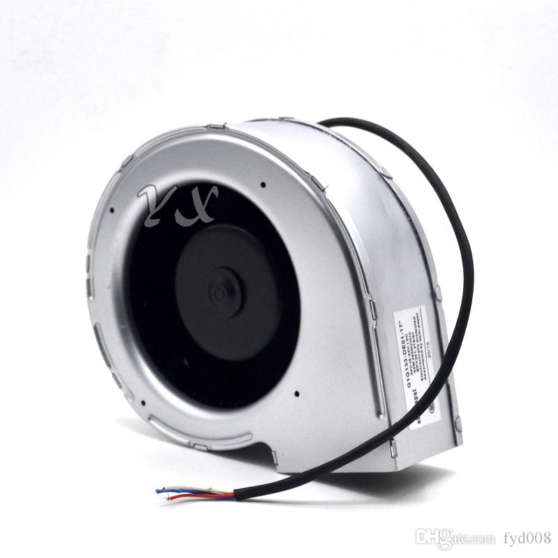 Ventilador turbo del inversor de 24V 62W G1G133 G1G133-DF01-17 180 * 170 * 78m m