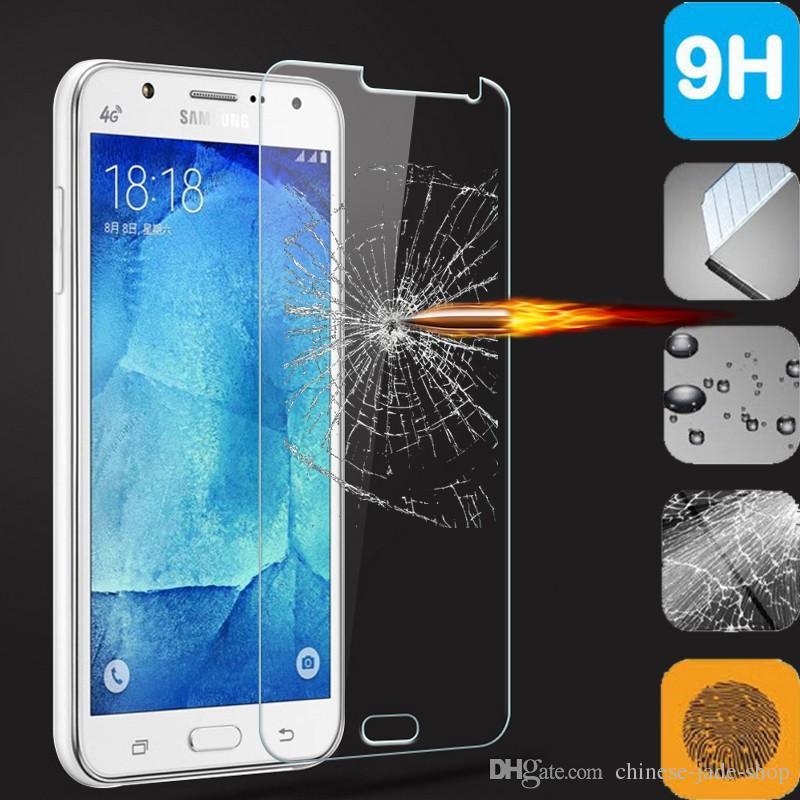 for Samsung Galaxy J1 J1 Ace J2 J3 J5 J7 J3 PRO J510 J710 J2 PRIME J5 PRIME J2 2017 9H Premium 2.5D Tempered Glass Screen Protector