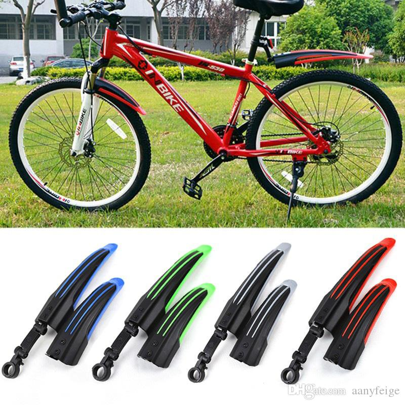 2018 Bicycle Mudguard Mountain Bike Fenders Set Mud Guards Bicycle