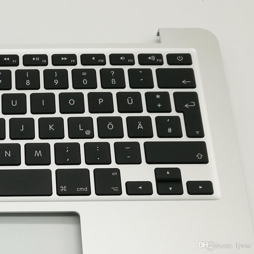 "Brand New A1502 Topcase with GR German keyboard For MacBook Pro Retina 13"" 2015 2016 Years"