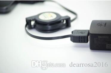 Cavo di ricarica telefono cellulare USB2.0 Cavo di ricarica telefono cellulare da 100 pezzi / lotto Cavo USB HTC Android Phone