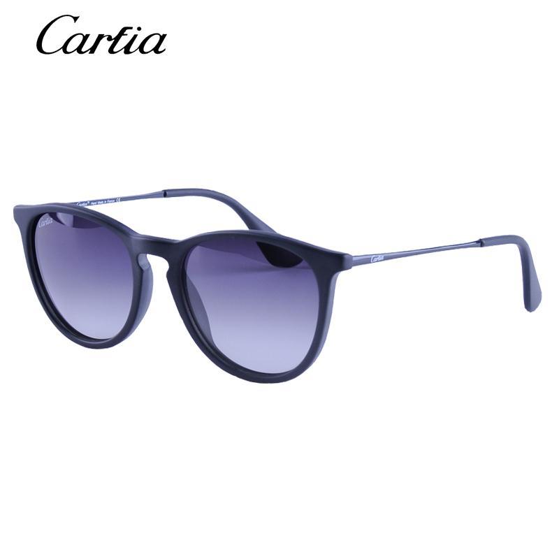 Compre Carfia Nuevas Gafas De Sol De Moda Para Hombre Mujer Erika Eyewear  Marca De Diseñador Gafas De Sol Matt Leopard Gradiente 54 Mm Caja De Lentes  A ... d65adfce227a