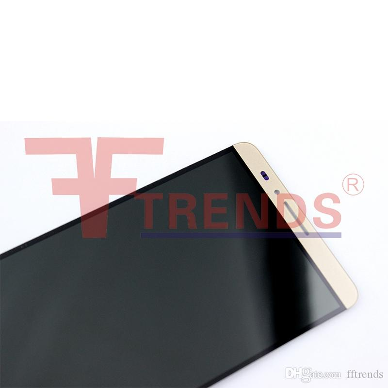 High Quality AAA+++ for HUAWEI Mate 7 8 9 LCD Display & Touch Screen Digitizer with / No Frame Assembly Black White Gold