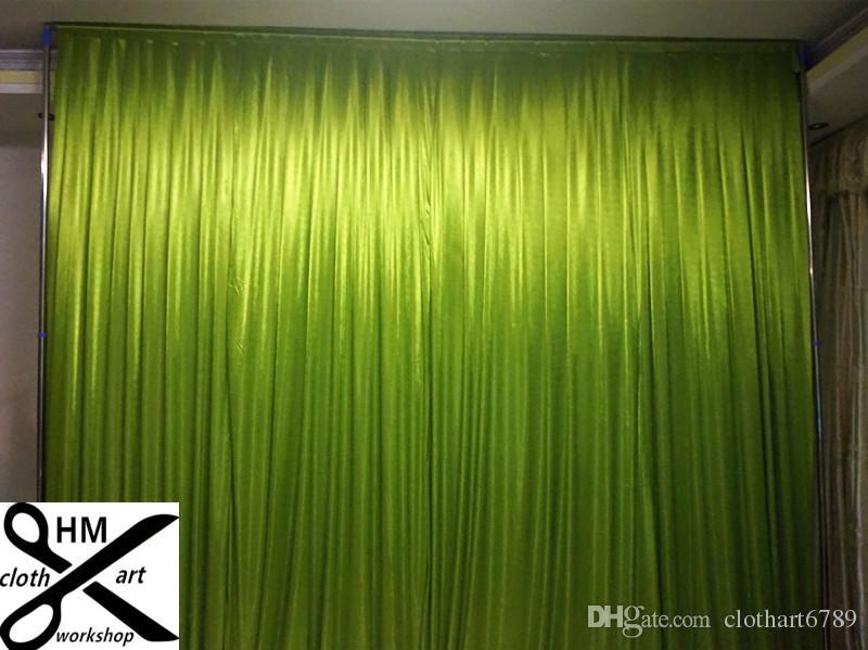 Acquista 3m 3m Sfondo Verde Tutti I Colori Tenda Feste Arcobaleno