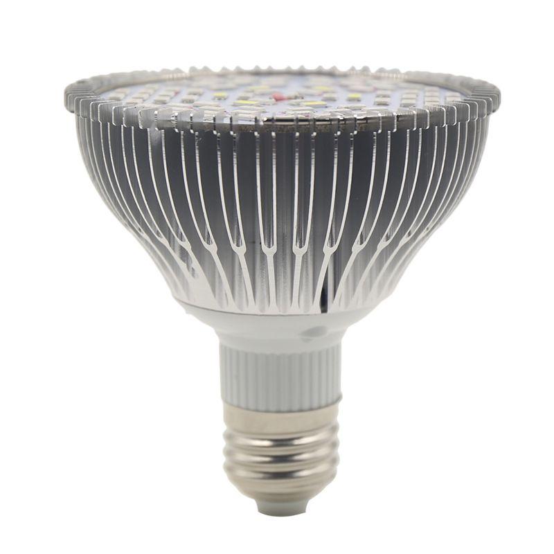 78 Светодиодов Full Spectrum LED Crow Light E27 Растениеводство Лампы Лампы Для Аквариума Гидропоники посева цветов Система Растений ZJ0563