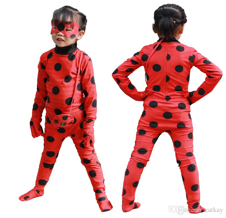 Cosplay Ladybug Film Character Girl Girl Adult Adult Animation Parent Child Performance Costume Halloween Reddy Tights Girl Adult Costumes Sydney Easy ...  sc 1 st  DHgate.com & Cosplay Ladybug Film Character Girl Girl Adult Adult Animation ...