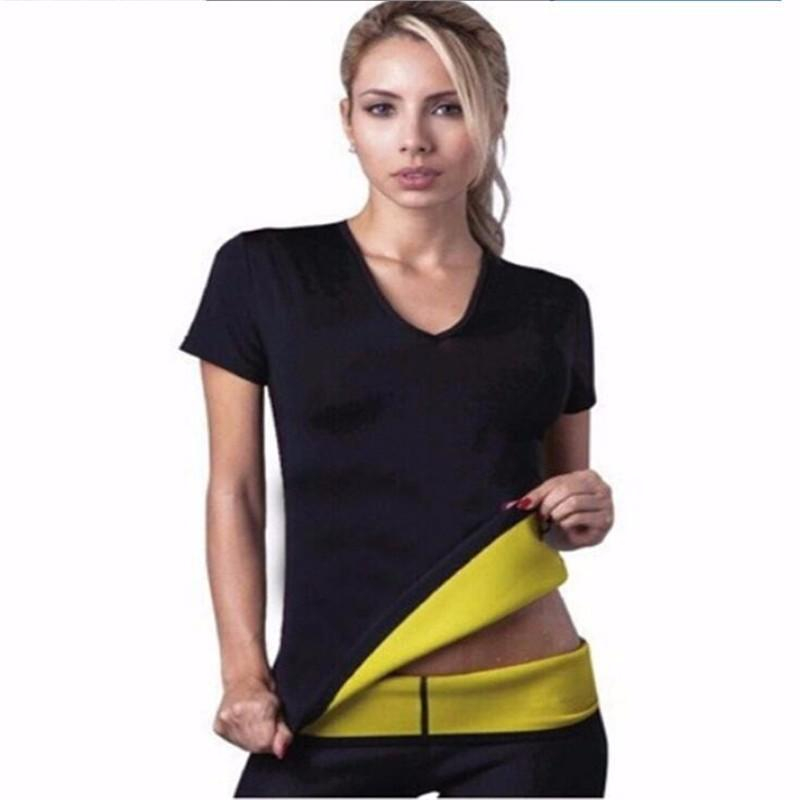 fabdd7aaba Waist Corset Trainer Super Hot Shapers Control Short Sleeve Shirt ...