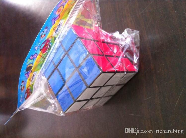 Puzzle Cube Magic Cube Spielzeug für Erwachsene Kinder Lernspielzeug Hot classic Professional IQ Geschenk