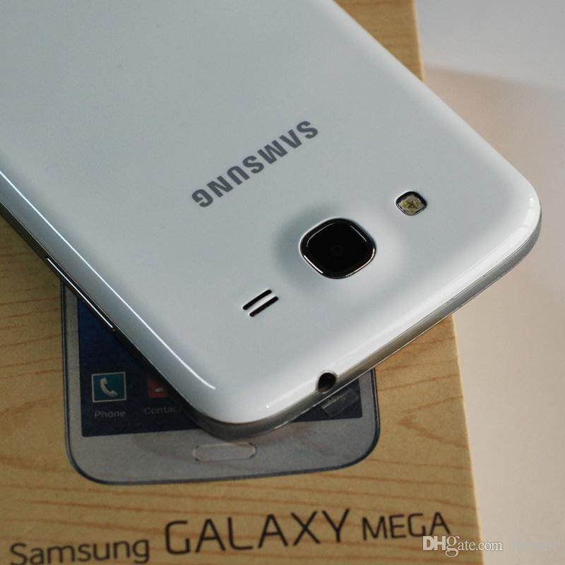 Remis à neuf d'origine Samsung Galaxy Mega 5.8 I9152 3G téléphone portable 5.8 pouces Dual Core Android4.2 1G RAM 8G ROM