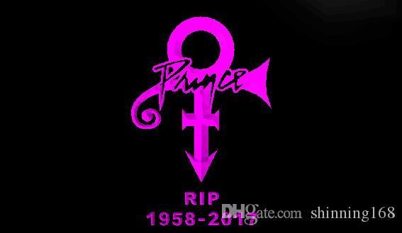 2018 Ls1198 P Prince Symbol Rip 1958 2017 Band Music Led