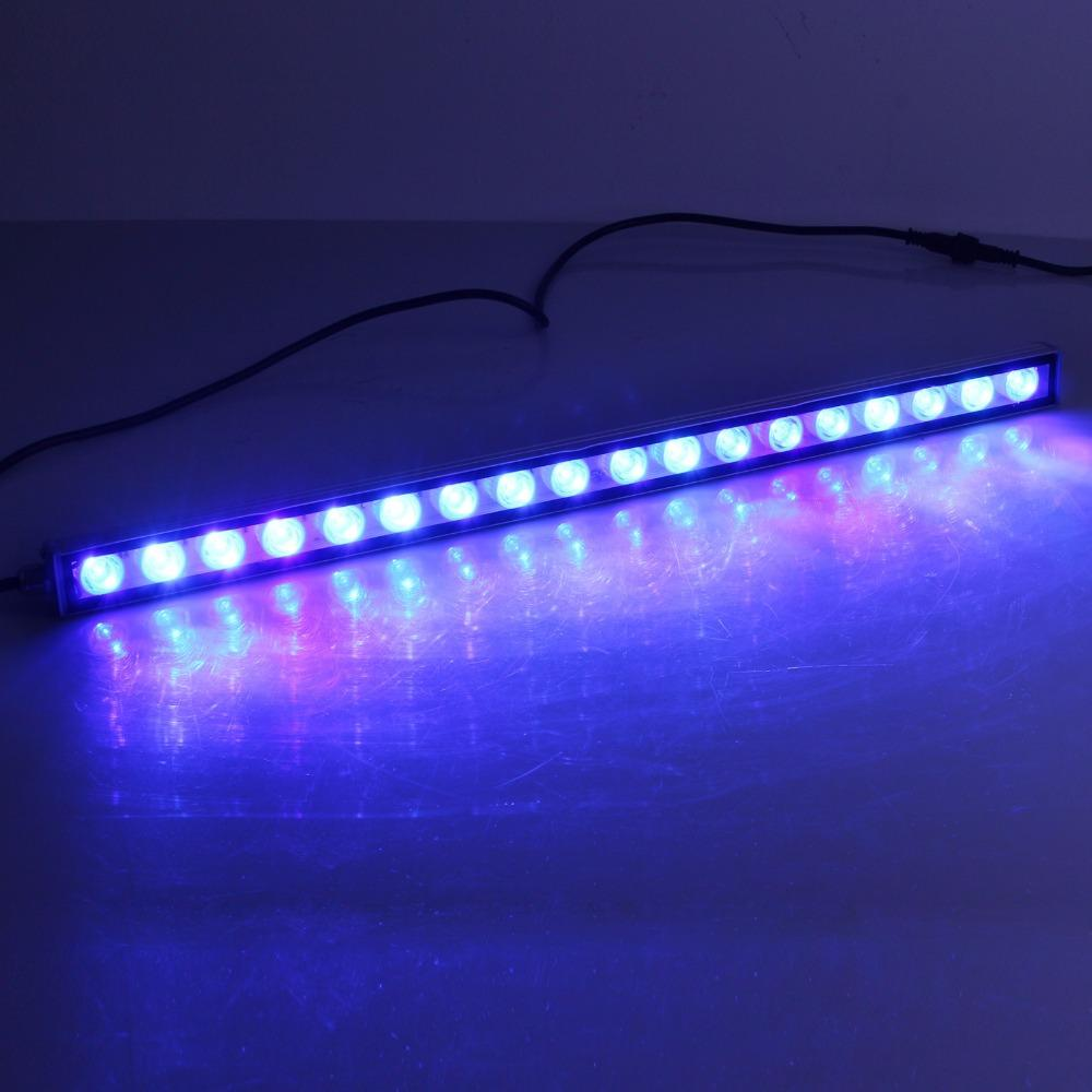 2018 newest 54w led aquarium light strip bar waterproof ip65 blue 2018 newest 54w led aquarium light strip bar waterproof ip65 blue 470nm spectrum for fish tank reef coral grow lamp from top2016vipseller 4583 dhgate aloadofball Image collections