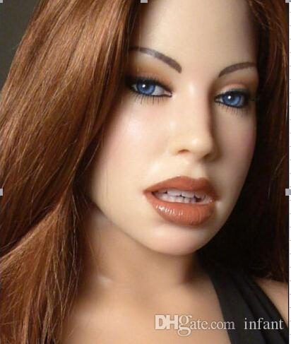 China sex doll, sex toys for men Half silicone love doll vagina set up with doll full siliconefull full body,NEW sex