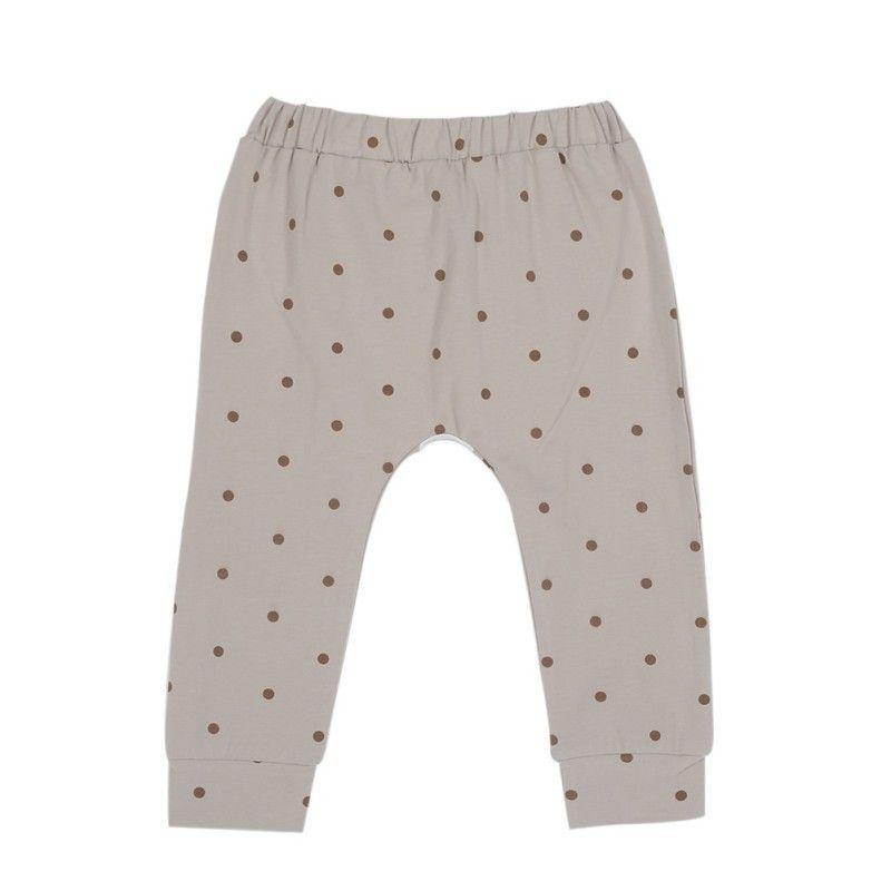 Infant Baby Kids Boys Girls Fox Pattern Harem Pants Newborn Casual Pant Trousers