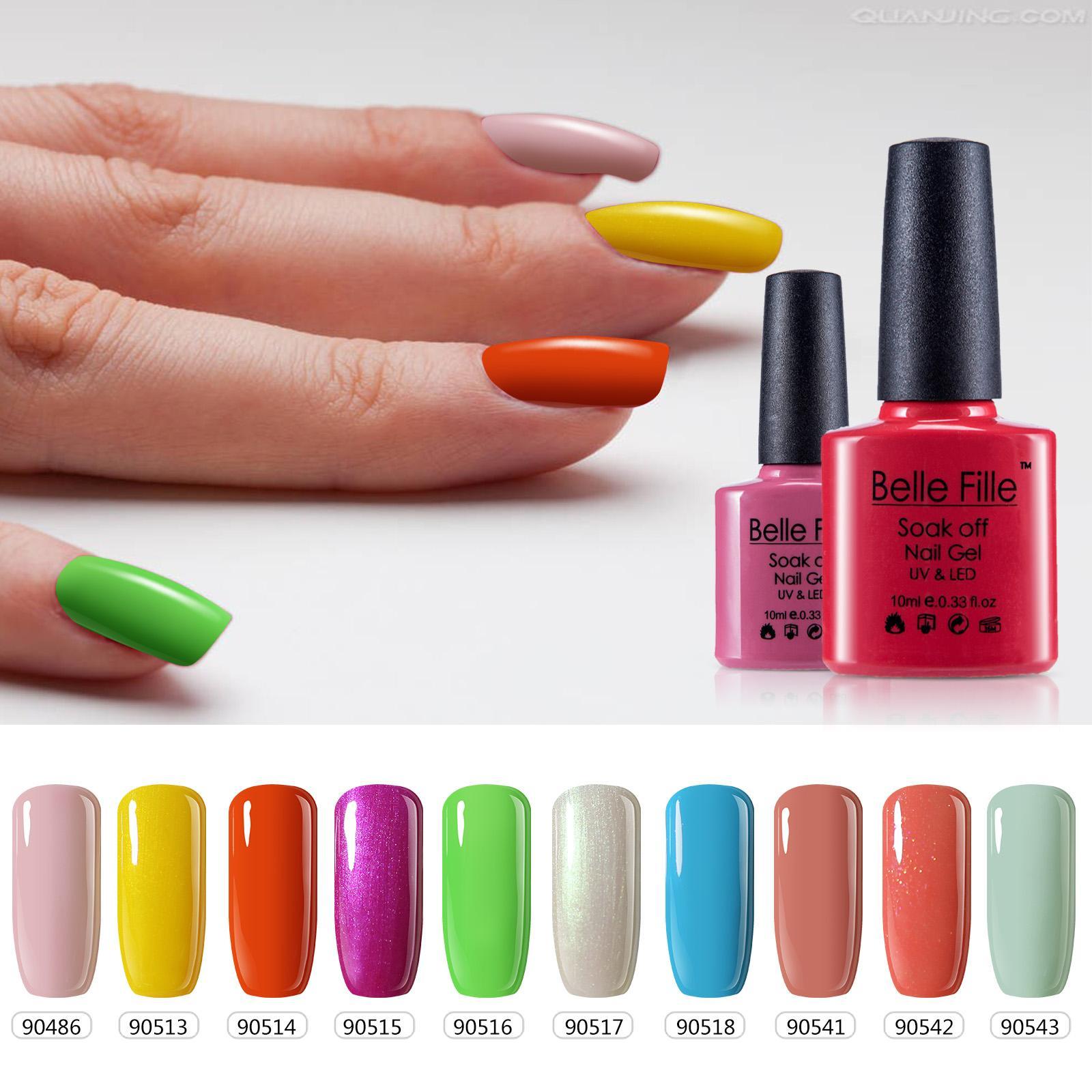 Wholesale Gel Paint For Nails 10ml Glitter Glue Nails Gel ...