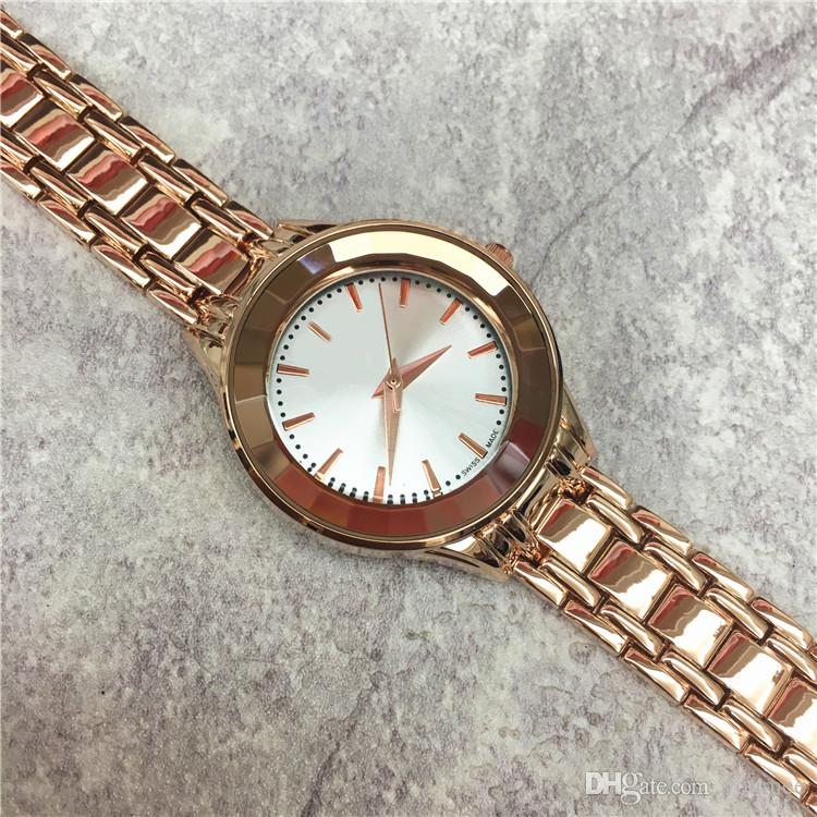 New Design Women watches luxury Bracelet Lady wristwatch Relogio Masculine Wholesale price Foreign trade sales Gift for girls