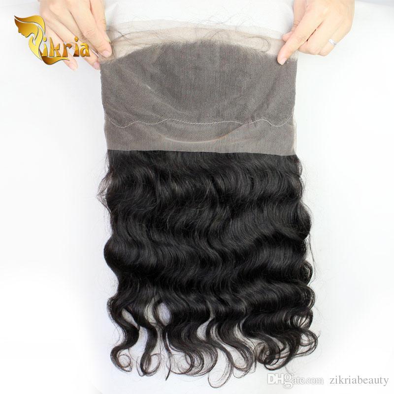 360 Dentelle Frontale Corps Vague Cheveux Tisse Brésilien Cheveux Vierges Indien Malaisien Péruvien Humide Et Ondulé Corps Vague Remy Cheveux Humains